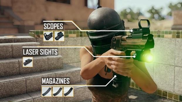 Hiểu rõ về Desert Eagle - Khẩu súng lúc được thèm muốn nhất trong PUBG Mobile - Ảnh 3.