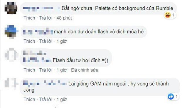 Team Flash chính thức có được Palette, game thủ Việt lo lắng cho VCS - chơi 1 mình đi ai chơi lại - Ảnh 5.