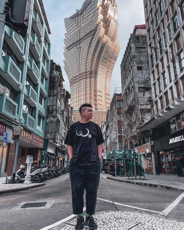"""Cận cảnh công trình để đời nhất của """"ông trùm"""" sòng bạc Macau vừa qua đời: Toà nhà hình búp sen vàng khổng lồ, hình check-in ngập tràn MXH - Ảnh 25."""