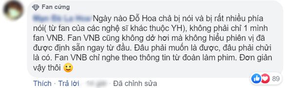Băng Vũ Hỏa vừa khai máy, fan Vương Nhất Bác đã bị tố sân si, cạnh tranh với Trần Hiểu - Ảnh 6.