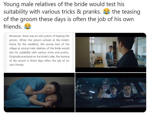 Nhờ màu sắc của cái ghế, fan soi ra Jun Wan sẽ kết hôn với em gái Jo Jung Suk trong Hospital Playlist? - Ảnh 4.