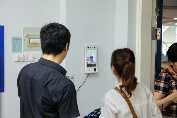 Trường đầu tiên tại Việt Nam thử nghiệm hệ thống camera nhận diện khuôn mặt trong giờ kiểm tra, thi cử - Ảnh 4.