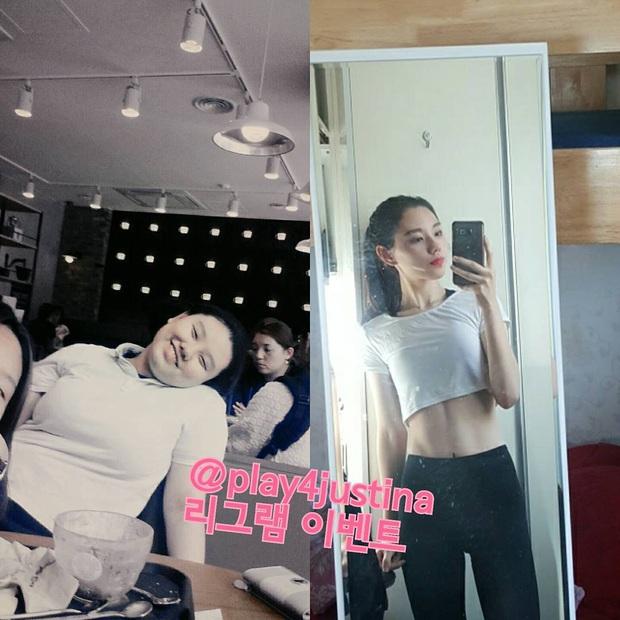Từ 100kg xuống 50kg chỉ trong 2 năm, gái xinh Hàn Quốc chia sẻ bí quyết giảm cân thần sầu khiến ai cũng hâm mộ - Ảnh 4.