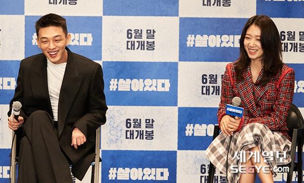 Sự kiện gây sốt xứ Hàn: Lần đầu thấy Park Shin Hye thân mật thế này với sao nam, tưởng ai hóa ra là bạn thân tài tử của Song Hye Kyo - Ảnh 3.