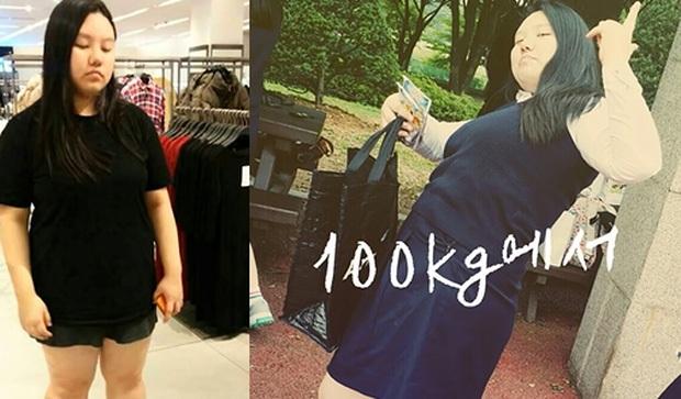 Từ 100kg xuống 50kg chỉ trong 2 năm, gái xinh Hàn Quốc chia sẻ bí quyết giảm cân thần sầu khiến ai cũng hâm mộ - Ảnh 1.