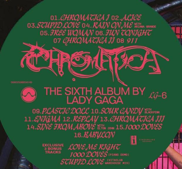 Lady Gaga chính thức thả xích cho con quái vật tên Chromatica: dạo đầu tưởng... giao hưởng nhưng sau đó mới biết là nhạc quẩy cực sung! - Ảnh 1.