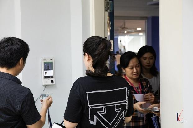 Trường đầu tiên tại Việt Nam thử nghiệm hệ thống camera nhận diện khuôn mặt trong giờ kiểm tra, thi cử - Ảnh 3.