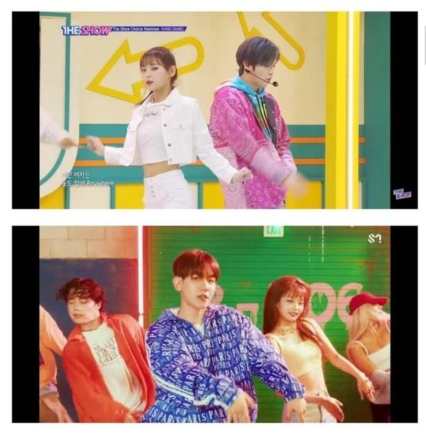"""MV của Baekhyun gây tranh cãi vì na ná sản phẩm của """"center quốc dân"""" Kang Daniel, ai ngờ Knet """"phản dame"""": """"SM mà phải đi copy à?"""" - Ảnh 8."""