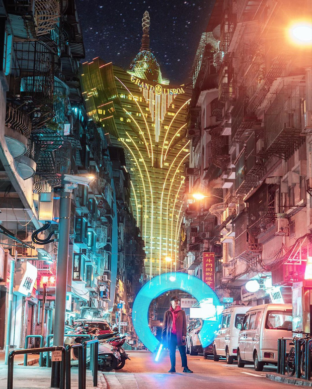 """Cận cảnh công trình để đời nhất của """"ông trùm"""" sòng bạc Macau vừa qua đời: Toà nhà hình búp sen vàng khổng lồ, hình check-in ngập tràn MXH - Ảnh 21."""