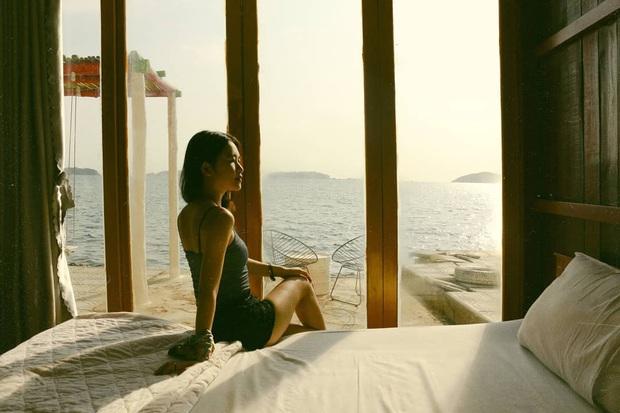 Khắp Việt Nam có những homestay chỉ cần mở cửa ra là thấy biển ngay trước mặt, xinh đến nỗi ai cũng ngỡ chỉ có trong phim - Ảnh 44.