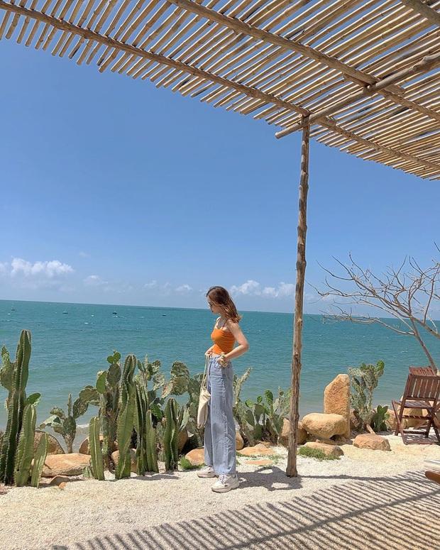 Khắp Việt Nam có những homestay chỉ cần mở cửa ra là thấy biển ngay trước mặt, xinh đến nỗi ai cũng ngỡ chỉ có trong phim - Ảnh 10.