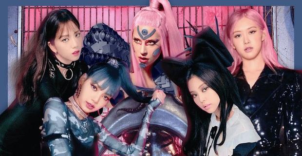Lady Gaga thổ lộ cảm thấy tự hào khi là thành viên thứ 5 của BLACKPINK và Sour Candy sẽ có phiên bản tiếng Hàn? - Ảnh 2.