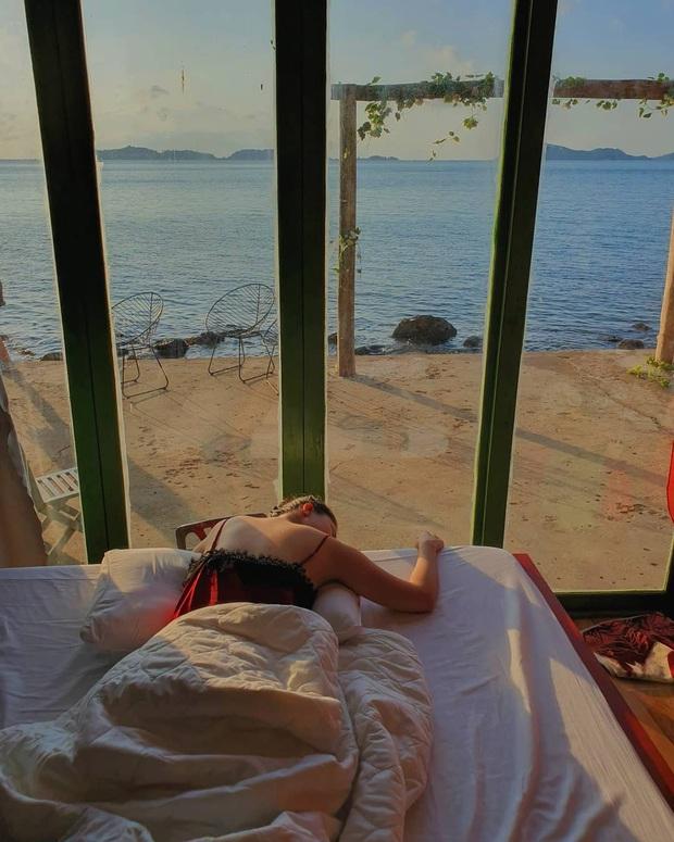 Khắp Việt Nam có những homestay chỉ cần mở cửa ra là thấy biển ngay trước mặt, xinh đến nỗi ai cũng ngỡ chỉ có trong phim - Ảnh 47.