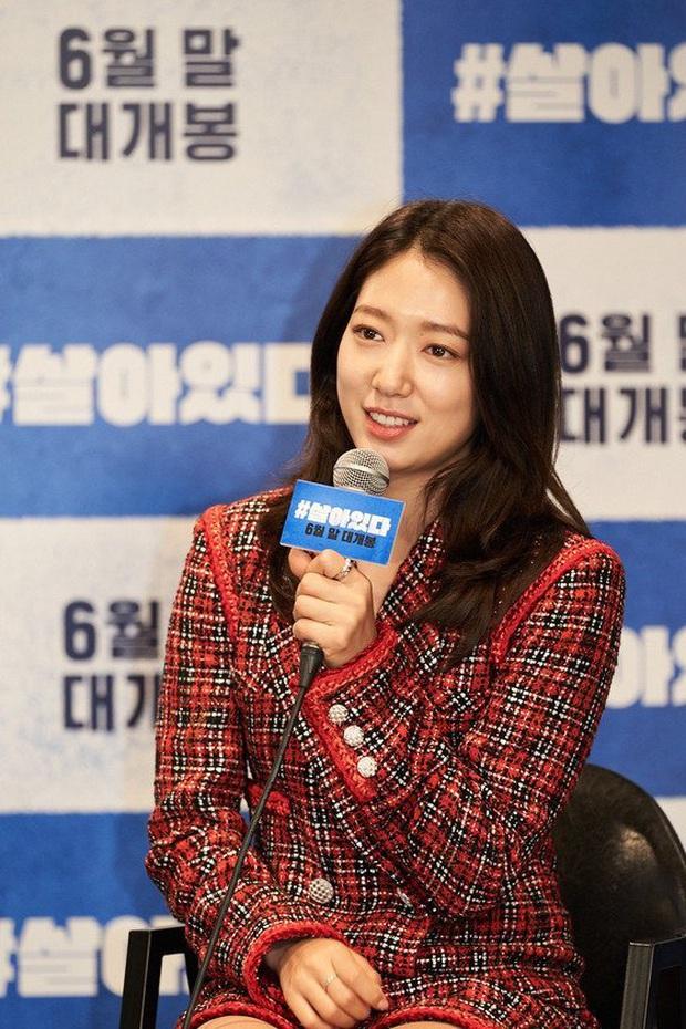 Sự kiện gây sốt xứ Hàn: Lần đầu thấy Park Shin Hye thân mật thế này với sao nam, tưởng ai hóa ra là bạn thân tài tử của Song Hye Kyo - Ảnh 5.