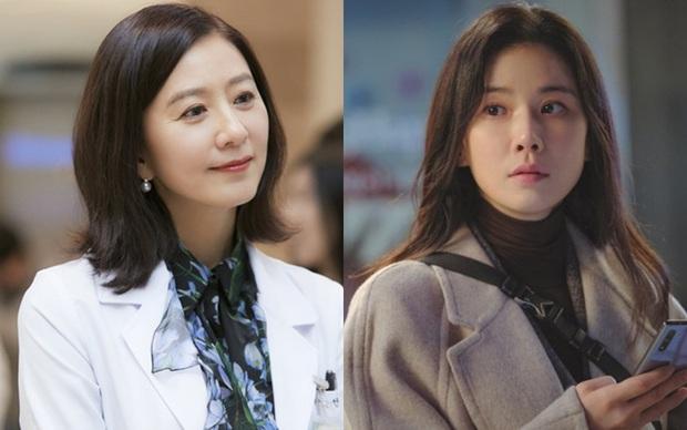 Cũng ly hôn như bà cả Thế Giới Hôn Nhân nhưng cách Lee Bo Young (Khi Tình Yêu Nở Rộ) dạy con lại khiến dân tình nể phục - Ảnh 1.