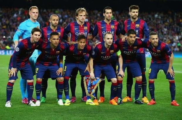 Nhà vô địch FIFA Online 4 hướng dẫn xây dựng đội hình Barca ngon bổ rẻ, game thủ không thể bỏ qua! - Ảnh 1.