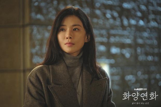 Cũng ly hôn như bà cả Thế Giới Hôn Nhân nhưng cách Lee Bo Young (Khi Tình Yêu Nở Rộ) dạy con lại khiến dân tình nể phục - Ảnh 9.