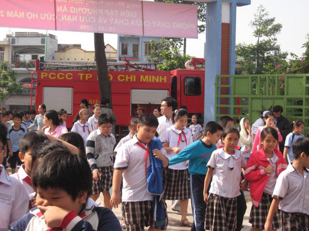 Sở GD-ĐT TPHCM chỉ đạo khẩn về tăng cường an toàn trường học - Ảnh 1.