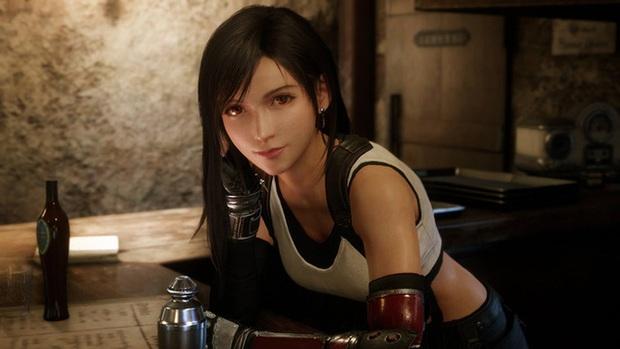 Nóng mắt với bộ ảnh cosplay Tifa ngực còn... to hơn bản gốc - Ảnh 1.