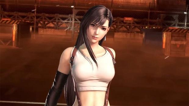 Nóng mắt với bộ ảnh cosplay Tifa ngực còn... to hơn bản gốc - Ảnh 2.