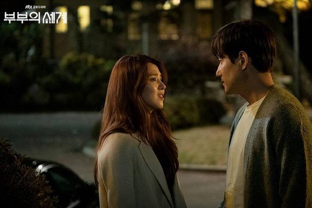 Han So Hee phân trần làm tiểu tam khó nhằn ở Thế Giới Hôn Nhân: Lo lắng nhất là khi phải đánh thẳng đầu bà cả Kim Hee Ae - Ảnh 1.