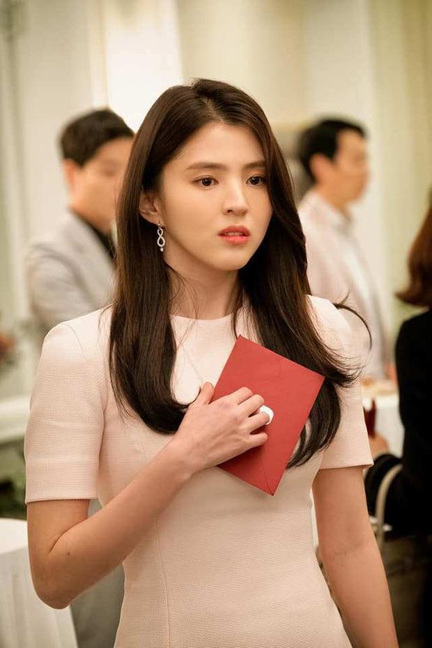 Han So Hee phân trần làm tiểu tam khó nhằn ở Thế Giới Hôn Nhân: Lo lắng nhất là khi phải đánh thẳng đầu bà cả Kim Hee Ae - Ảnh 5.