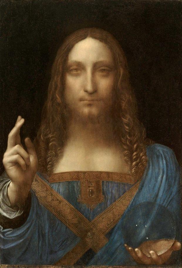 Dùng app tái tạo lại tranh Leonardo da Vinci, các nhà nghiên cứu chứng minh thiên tài người Ý không vẽ sai - Ảnh 1.