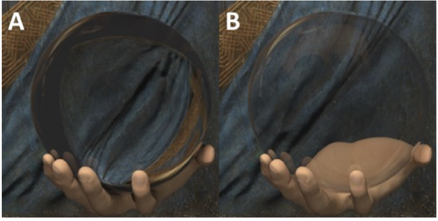 Dùng app tái tạo lại tranh Leonardo da Vinci, các nhà nghiên cứu chứng minh thiên tài người Ý không vẽ sai - Ảnh 2.