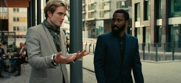 Trót xem trailer TENET mà không hiểu gì cũng chẳng sao, đến dàn cast chính còn bị Christopher Nolan hack não nữa là! - Ảnh 2.