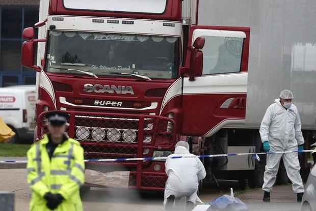 Vụ 39 thi thể trong container: Bỉ, Pháp đồng loạt truy quét, 11 người Việt bị bắt - Ảnh 1.