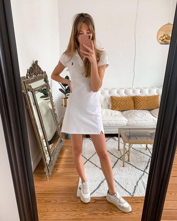 4 mẫu giày dép mùa Hè được lòng phụ nữ Pháp nhất vì diện thế nào cũng tinh tế và đẹp xinh khỏi nghĩ - Ảnh 3.