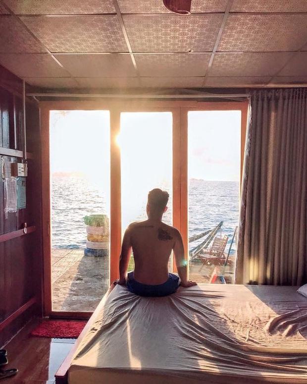 Khắp Việt Nam có những homestay chỉ cần mở cửa ra là thấy biển ngay trước mặt, xinh đến nỗi ai cũng ngỡ chỉ có trong phim - Ảnh 37.