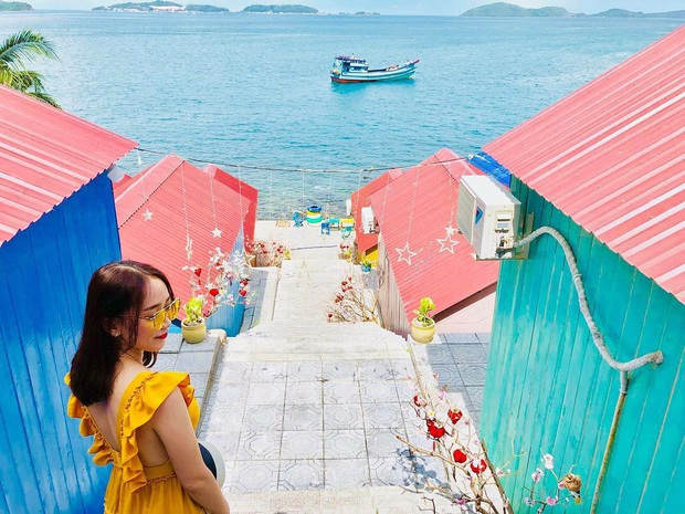 Khắp Việt Nam có những homestay chỉ cần mở cửa ra là thấy biển ngay trước mặt, xinh đến nỗi ai cũng ngỡ chỉ có trong phim - Ảnh 46.