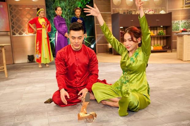 Liên tục rơi tóc giả khi diễn, Khả Như bị Lê Dương Bảo Lâm mắng te tua - Ảnh 4.