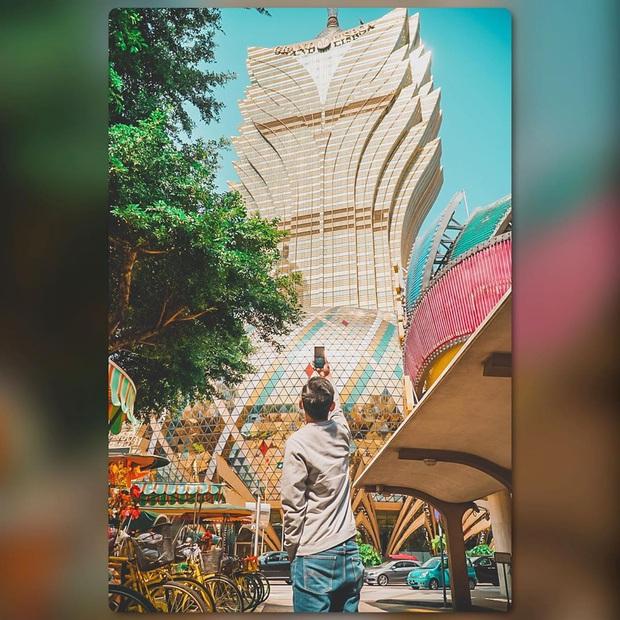 """Cận cảnh công trình để đời nhất của """"ông trùm"""" sòng bạc Macau vừa qua đời: Toà nhà hình búp sen vàng khổng lồ, hình check-in ngập tràn MXH - Ảnh 19."""