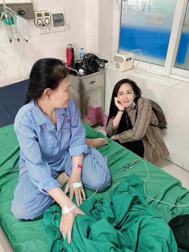 Mẹ Mai Phương Thuý bất ngờ nhập viện cấp cứu, Hoàng Thuỳ Linh và nhiều sao Việt gửi lời hỏi thăm - Ảnh 2.