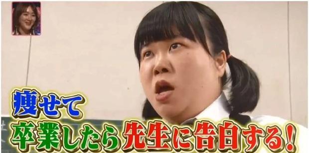 Cú giảm cân lột xác gây choáng nặng của nữ sinh Nhật Bản: quyết giảm từ 82kg xuống 42kg để tỏ tình với người thương - Ảnh 7.