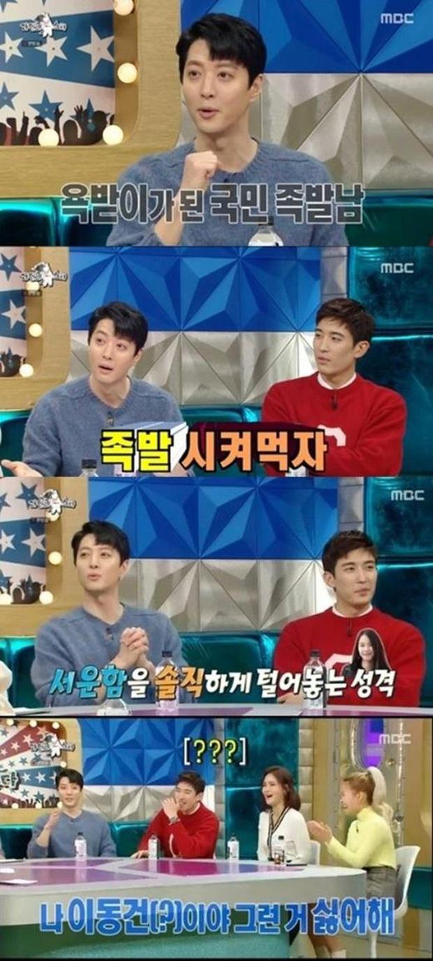 Tất tần tật nguyên nhân gã sát gái Lee Dong Gun ly hôn: Từ chuyện bắt cá 2 tay với Jiyeon, làm vợ òa khóc đến thái độ cực phũ - Ảnh 13.