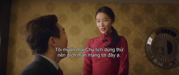 Mystic Pop-up Bar tập 3: Dì hai Hwang Jung Eum lại đột nhập cõi mộng xử gọn hội ông lớn tham nhũng, trả luôn mối thù 500 năm - Ảnh 4.