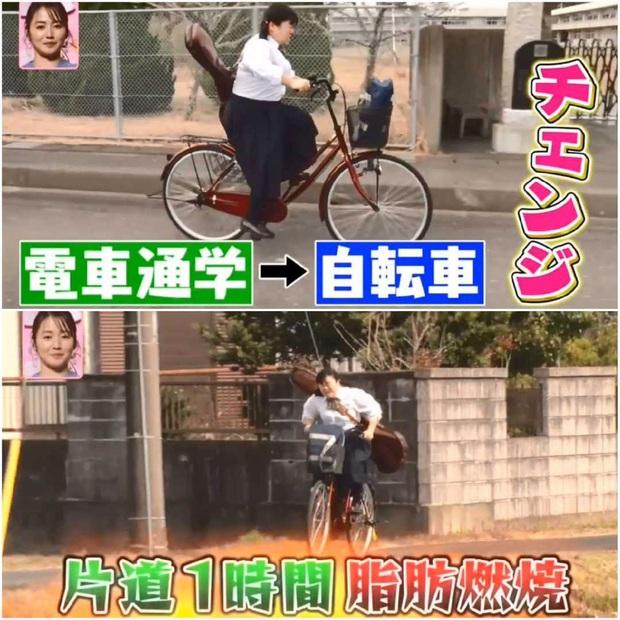 Cú giảm cân lột xác gây choáng nặng của nữ sinh Nhật Bản: quyết giảm từ 82kg xuống 42kg để tỏ tình với người thương - Ảnh 11.