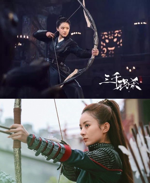 Blogger xứ Trung dự đoán Tiểu Song Hye Kyo sẽ soán ngôi Triệu Lệ Dĩnh, netizen hậm hực: Ngừng so sánh đi! - Ảnh 13.