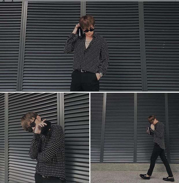 Khoảnh khắc gây lú: Ảnh mới trên Instagram của Soobin Hoàng Sơn nhưng sao ai lại như Sơn Tùng M-TP thế này? - Ảnh 2.