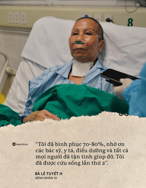 Kỳ tích 80 ngày từ dọa tử vong đến hồi sinh của BN19 qua lời kể từ đội ngũ y bác sĩ: Chúng tôi như đứng trên cầu thăng bằng - Ảnh 3.