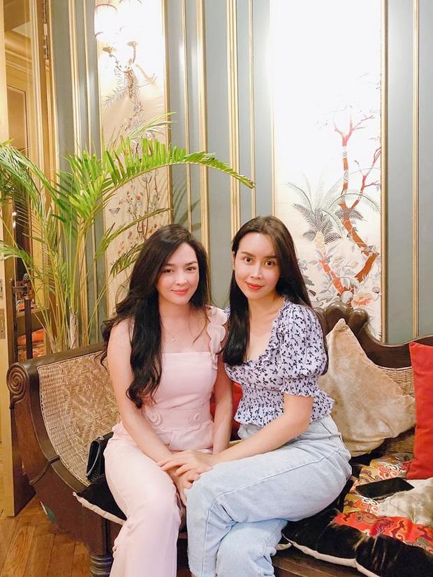 Lưu Hương Giang bất ngờ đọ sắc cùng nữ chính gây sốt ở Người ấy là ai, thì ra cả 2 có điểm chung đặc biệt này - Ảnh 2.