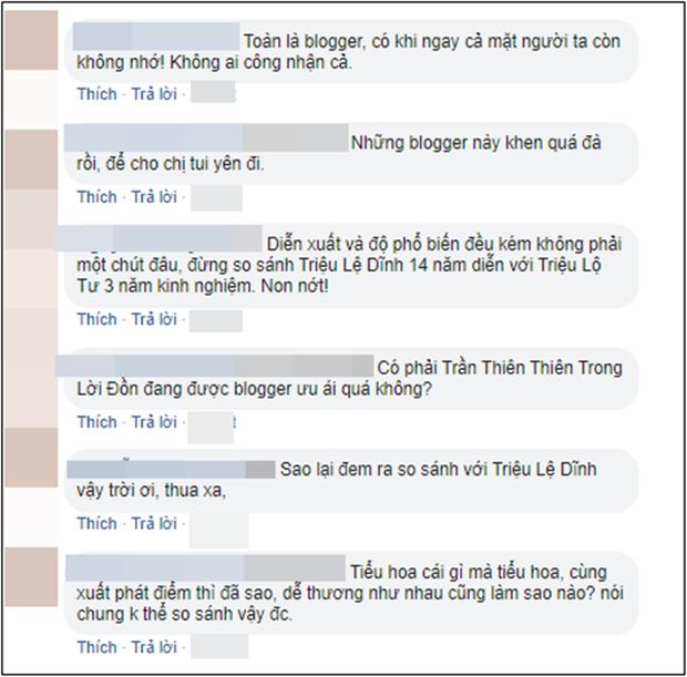 Blogger xứ Trung dự đoán Tiểu Song Hye Kyo sẽ soán ngôi Triệu Lệ Dĩnh, netizen hậm hực: Ngừng so sánh đi! - Ảnh 14.