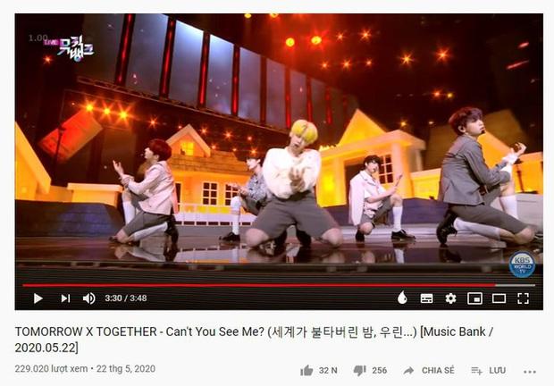 Thất thế trước ITZY mảng nhạc số tại Hàn đã đành, giờ TXT còn thua đau cả tân binh có thành viên hụt BLACKPINK ở mảng view trình diễn trên YouTube - Ảnh 8.