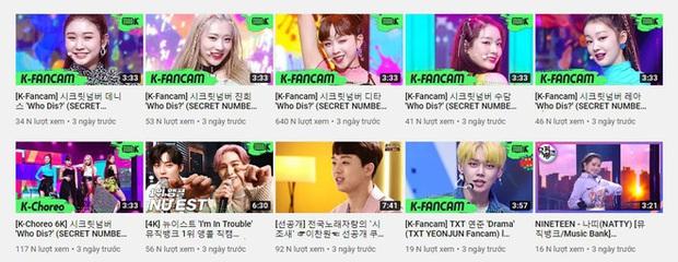 Thất thế trước ITZY mảng nhạc số tại Hàn đã đành, giờ TXT còn thua đau cả tân binh có thành viên hụt BLACKPINK ở mảng view trình diễn trên YouTube - Ảnh 13.