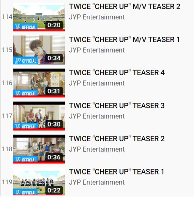 """JYP chăm chỉ tung teaser hâm nóng màn comeback của TWICE nhưng lại thành """"spoil"""" quá đà, còn gì để fan trông đợi vào MV chính thức? - Ảnh 3."""