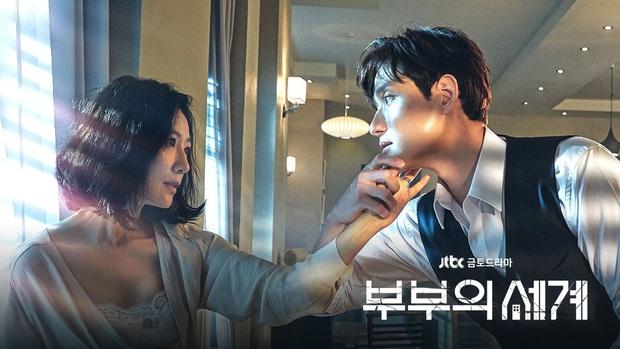 Xếp hạng 6 phim Hàn được yêu thích nhất tháng 5: Thế Giới Hôn Nhân dẫn đầu, Quân Vương Bất Diệt suýt lọt sổ - Ảnh 3.