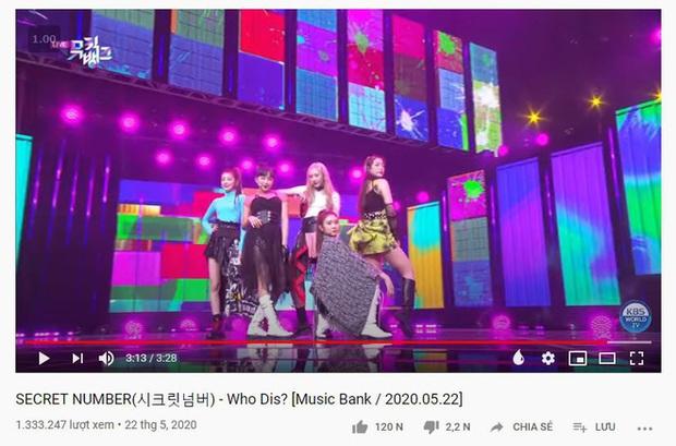 Thất thế trước ITZY mảng nhạc số tại Hàn đã đành, giờ TXT còn thua đau cả tân binh có thành viên hụt BLACKPINK ở mảng view trình diễn trên YouTube - Ảnh 9.